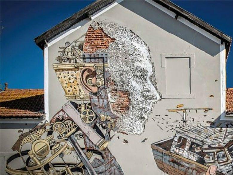 Artesanato Kit Higiene ~ Lisboa recebe festival de arte urbana Colombo